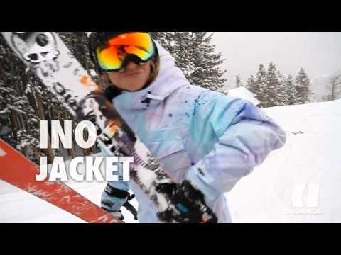 Armada Skis 2011/12 Women's Outerwear *World Premiere*