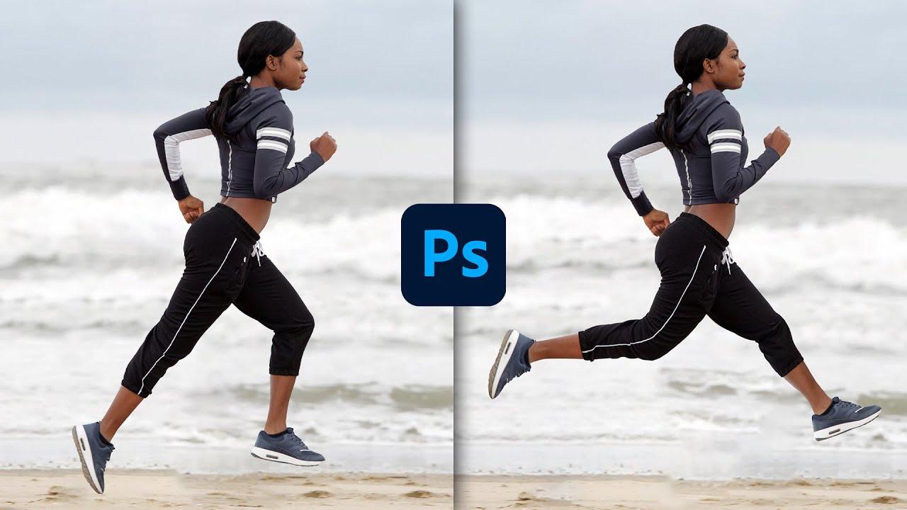 Un Semplice Metodo per Muovere Parti del Corpo in Photoshop