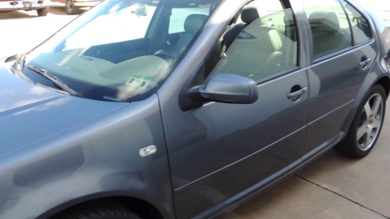 2003 Volkswagen Jetta GLI VR6 24V For Sale Walk-Around - YouTube
