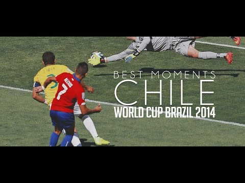 Selección Chilena - World Cup Brazil 2014 - Best Moments [HD - 720P]