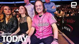 """T-Mobile wants to """"uncarrier"""" Cable TV 