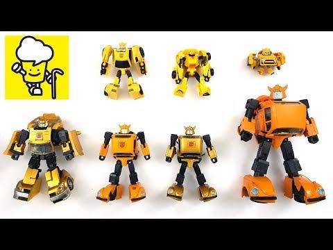 Transformer G1 Bumblebee Toysトランスフォーマー 變形金剛 masterpiece