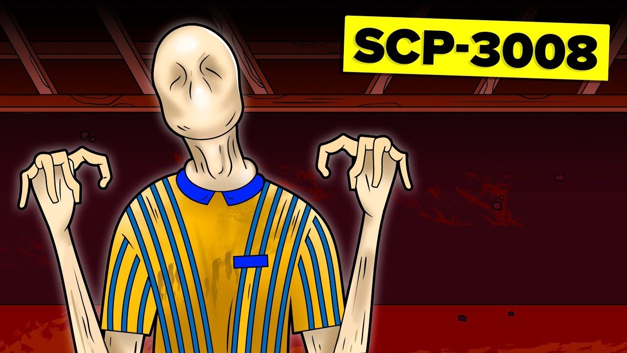 SCP-3008 and the Most Popular SCPs (SCP Animation Compilation)