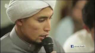 Khutbah Nikah oleh Ustaz Don Daniyal Don Biyajid