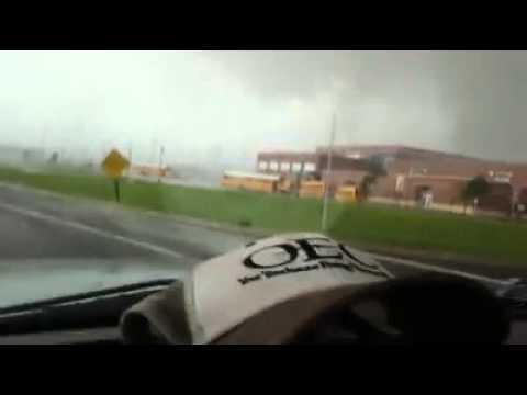 May 20th Tornado Moore High School Oklahoma