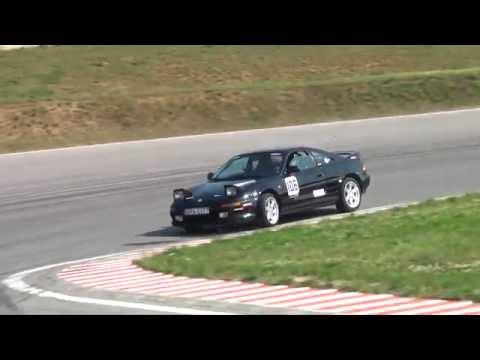 Bilski Michał - Toyota MR2 - ClassicAuto Cup 4 Runda  Tor Jastrząb 10-09-2016