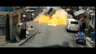 Rychle a zběsile 5 (Fast Five) - český trailer
