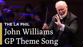 John Williams Records Great Performances Theme