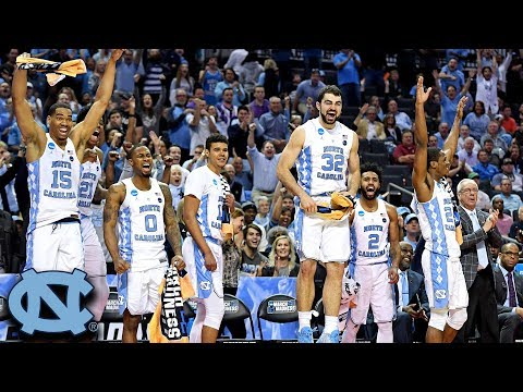 UNC Uses Balanced Attack To Cruise By Lipscomb