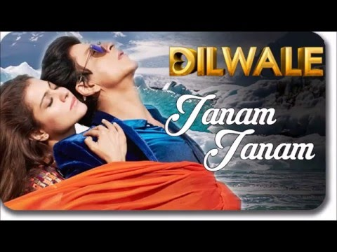 Janam Janam – Dilwale | Shah Rukh Khan | Kajol | Pritam | SRK Kajol New Full Mp3 Song 2015