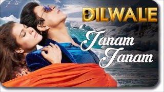 Janam Janam – Dilwale   Shah Rukh Khan   Kajol   Pritam   SRK Kajol New Full Mp3 Song 2015