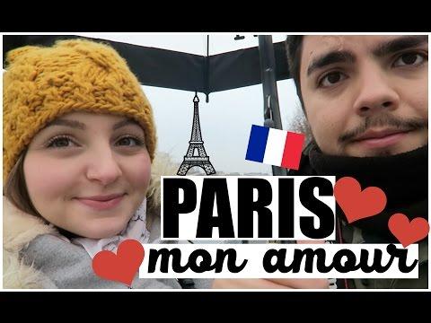 Paris mon amour! Vlog Parigi day 2 ! Galerie Lafayette || Gemminamakeup