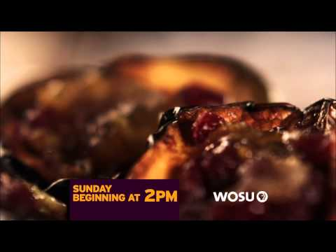 Thanksgiving Cooking on the WOSU TV Sunday case