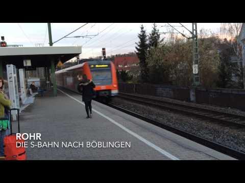 Stuttgart Rohr