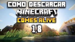 Minecraft 1.8 - Descargar E Instalar Comes Alive Mod