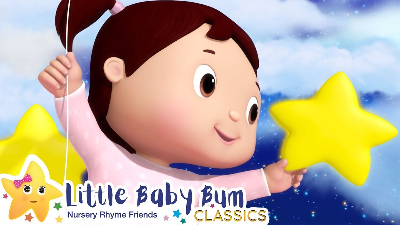 Laughing Baby Song | Nursery Rhyme & Kids Song - ABCs and 123s | Little Baby Bum