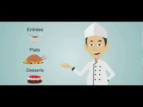 mooc afpa cuisine - introduction semaine 0 - youtube - Afpa Stains Formation Cuisine