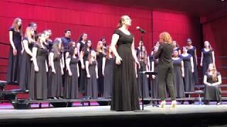 &quotBridge Over Troubled Water&quot Long Island Children&#39s Choir, Jan. 20, 2018