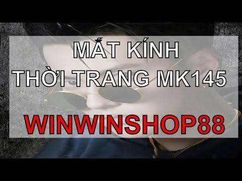 👓👓👓Mắt kính thời trang MK145 - WinWinShop88