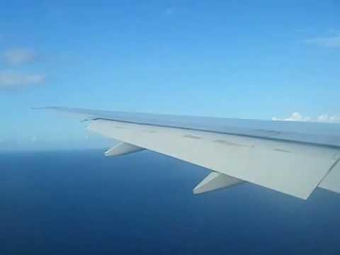 Landing in Grenada @ GND (Maurice Bishop International Airport)