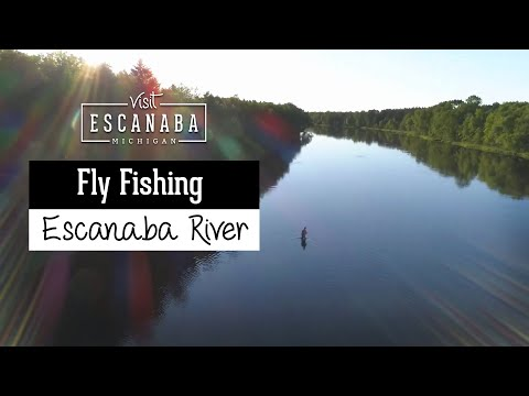 Fly Fishing Escanaba River
