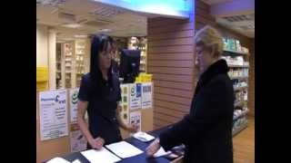 Electronic Prescriptions (EPS) in the pharmacy - an explanation for patients