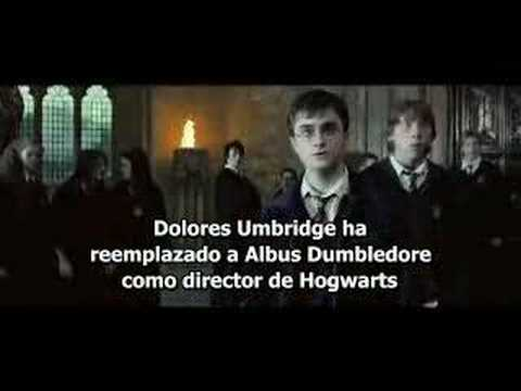 harry potter ddl