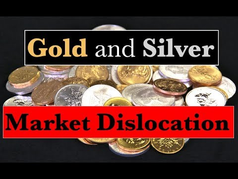Gold & Silver Price Update - January 2, 2019 + Market Disloc