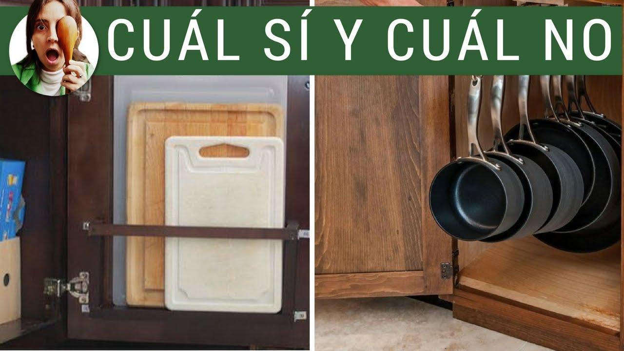 11 ideas locas para los muebles de la cocina la cocina for Cocina inglesa de la cabana