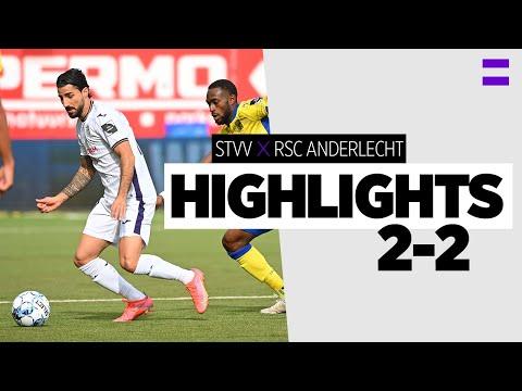 St. Truiden Anderlecht Goals And Highlights