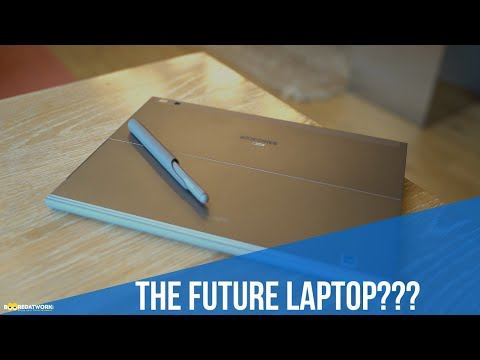 Galaxy Book 2: The Future laptop???