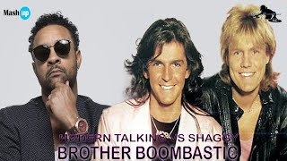 Modern talking Vs Shaggy - Brother boombastic - Paolo Monti mashup 2021