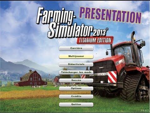 [Présentation] Farming Simulator 2013 | Extensions Titanium