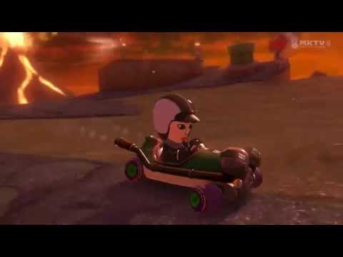 Wii U Grumble Volcano Time Trial