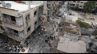 أخبار عربية - قتلى وجرحى في غارات روسية متفرقة على مدينة #إدلب وريفها