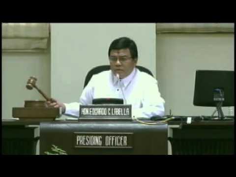 Cebu City Council Session Live Streaming - Feb. 10, 2016