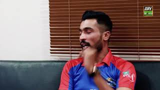 vuclip Ahmed Shehzad takes the longest to get ready before a match - Mohammad Amir