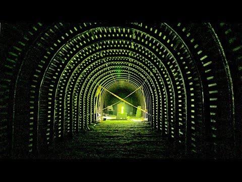 Mysterious Underground Tunnel