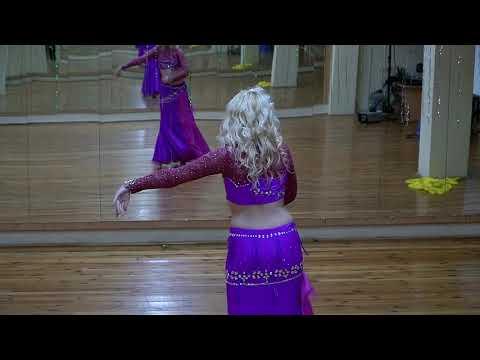"""Студия танца и пластики """"Elissar Dance Mix"""" Гвоздь Татьяна, межансе"""