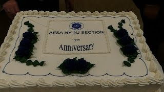 AESA NY NJ 7th Anniversary Gala Dinner