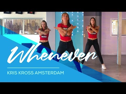 Whenever - Kris Kross Amsterdam - Easy Fitness Dance Choreography - Baile - Coreo