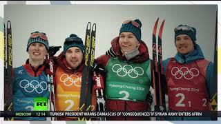 PyeongChang 2018: Russian skiers scoop victories despite team missing big names