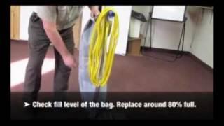 Certified Pile Lifter Carpet Maintenance Program