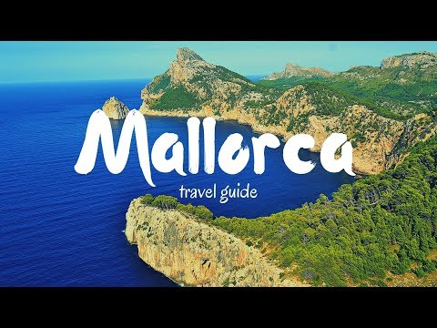 MALLORCA Travel Guide, 5 best places in mallorca spain !!