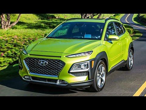 2018 HYUNDAI KONA Everything You Ever Wanted to See ALL NEW Hyundai Kona 2018