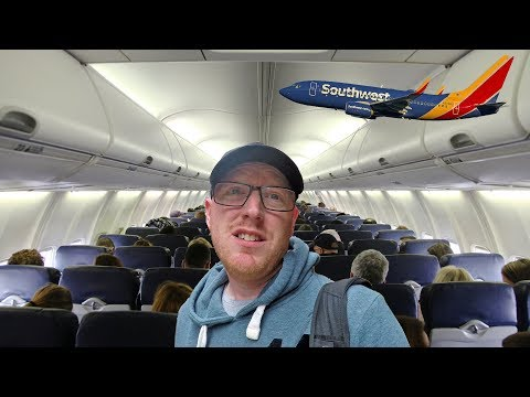 BEST LOW COST AIRLINE IN AMERICA? Southwest Airlines Review