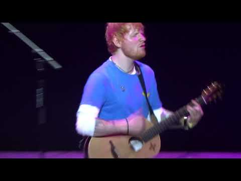 Ed Sheeran - Beautiful People [UNPLUGGED] (live At The Royal Haymarket Theatre, 2019-07-14)