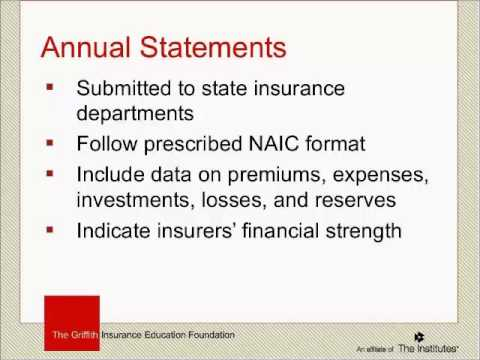 Insurance Regulation and Legislation