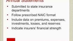 Insurance Regulation and Legislation