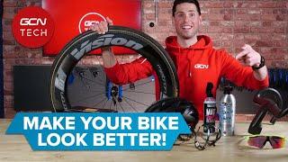 도로 자전거를 더욱 멋지게 보이게하는 최고의 액세서리 및 업그레이드